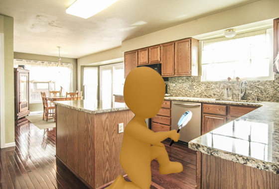 Buyer's home inspections happen once you are under contract