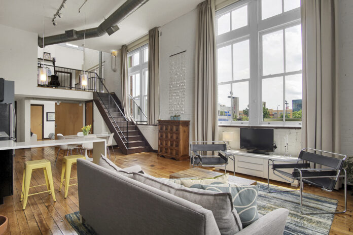 The Crown Lofts